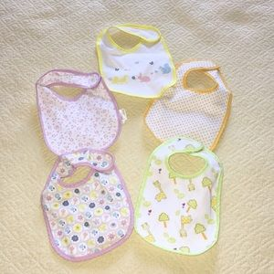 Other - Mothercare, Baby Girl Bibs, Size newborn